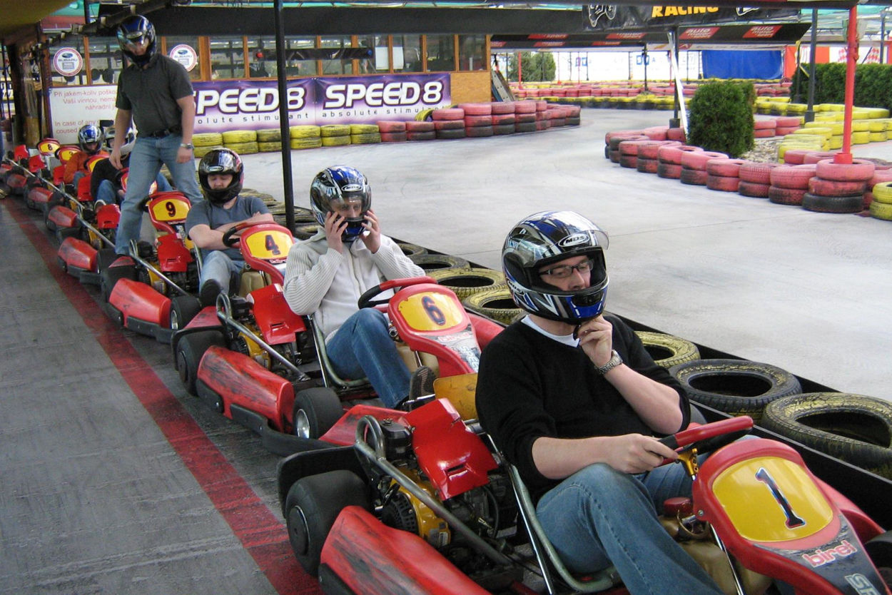 Picture of Go Karting