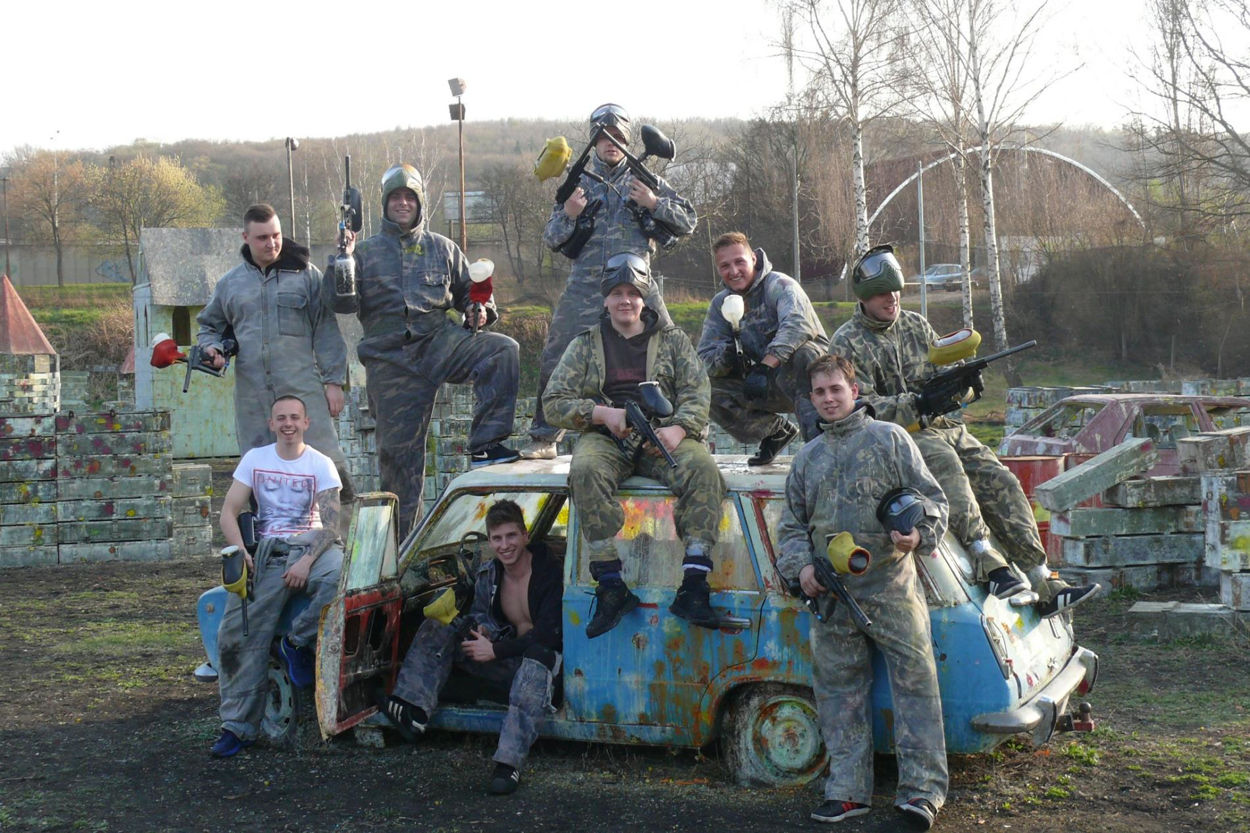 Picture of Paintball Outdoor Unlimited