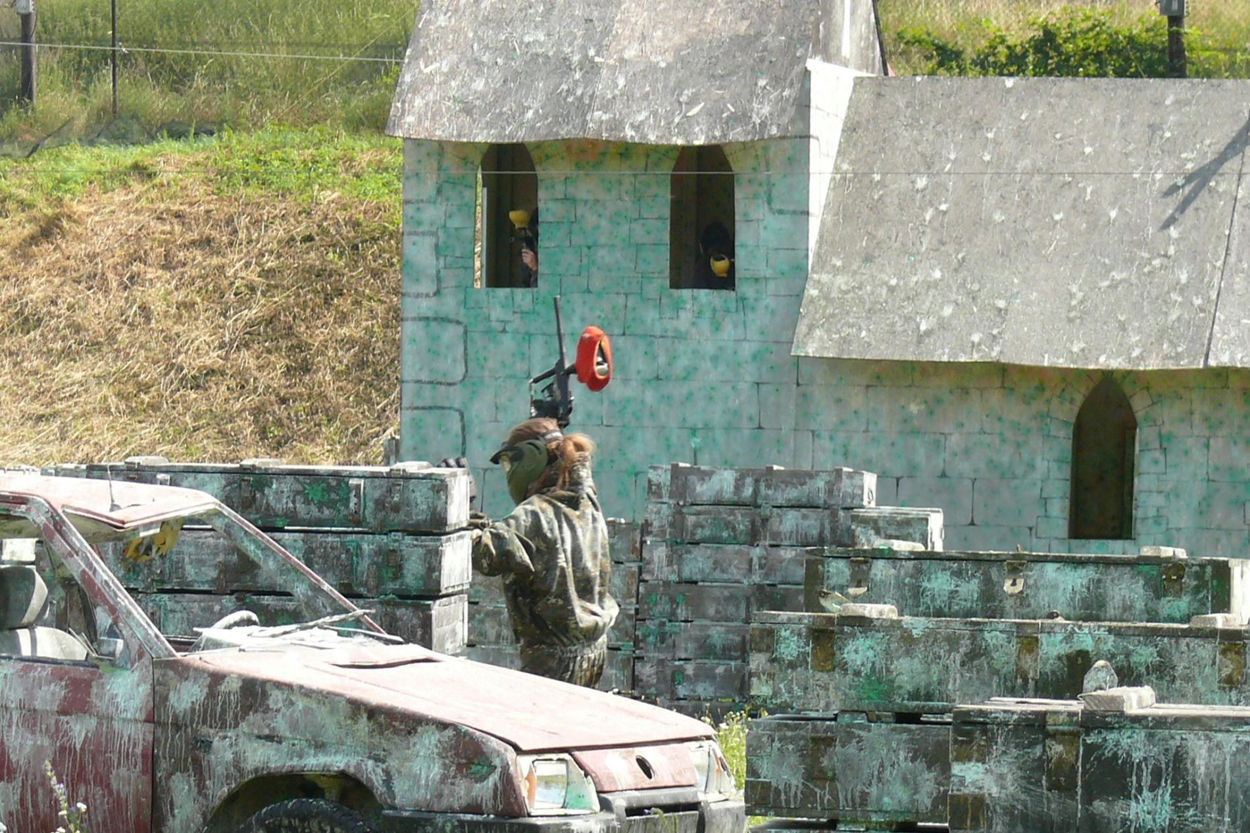 Picture of Paintball Outdoor Ladies