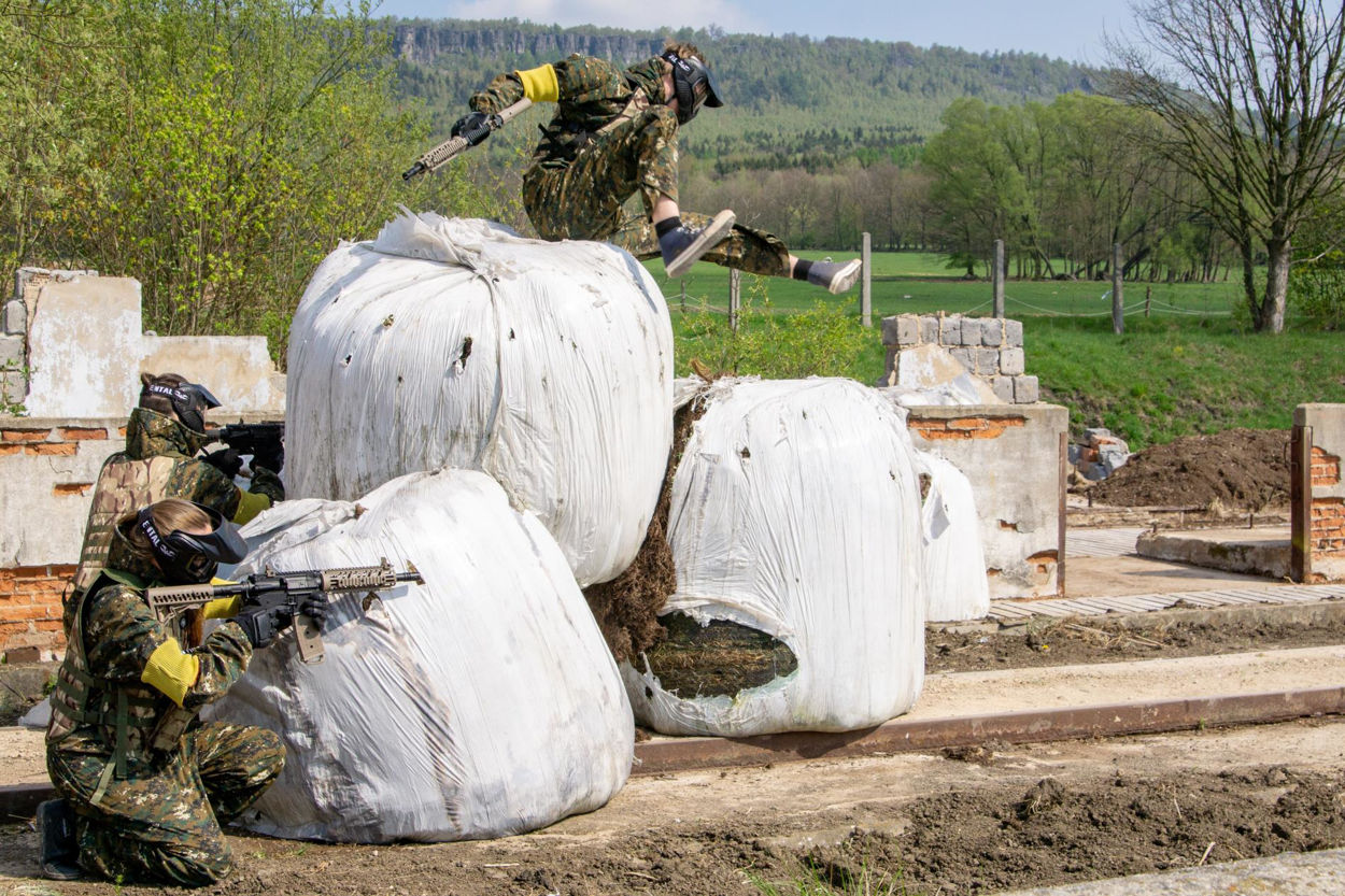 Picture of Paintball Outdoor MagFed