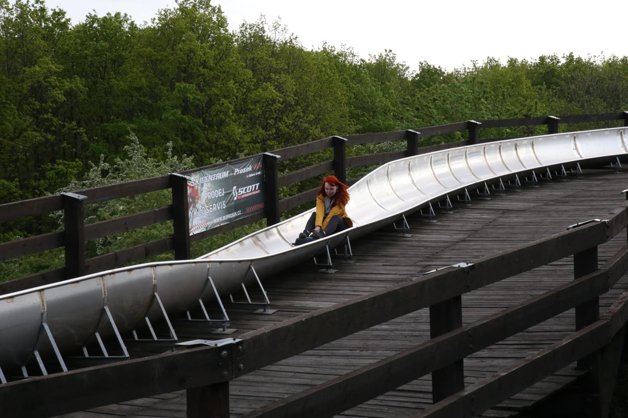 Picture of Ride a Bobsled